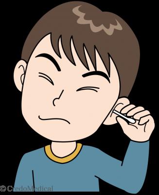 耳かき(ロゴあり)